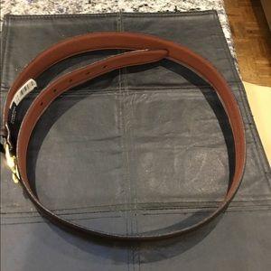 Rountree & York's size 40 new belt, brown